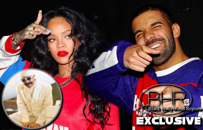 Drake dating Chilli