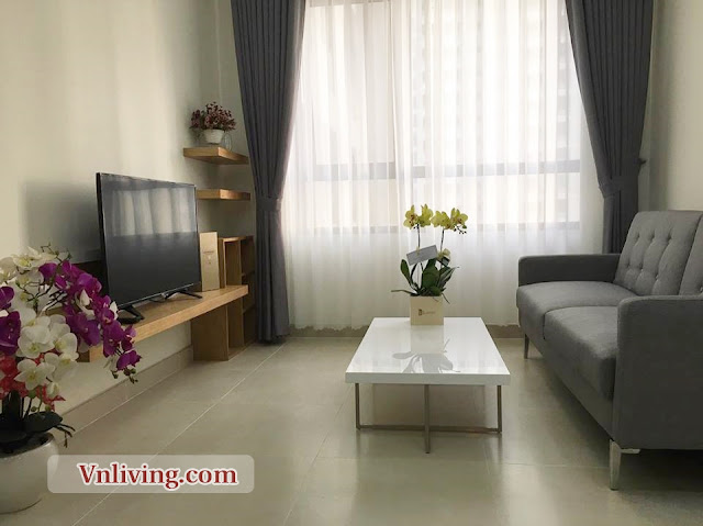 Masteri Thao Dien apartment Tower 2 for rent 1 bedrooms fully furniture