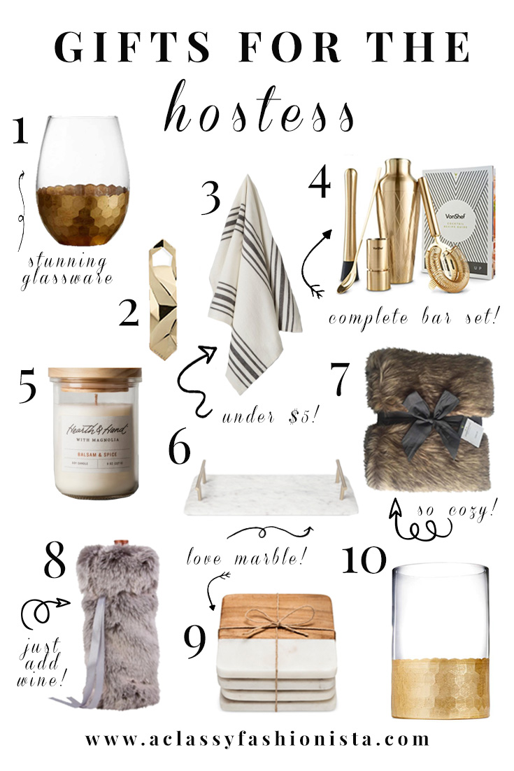 The Ultimate Gift Guide A Classy Fashionista Style