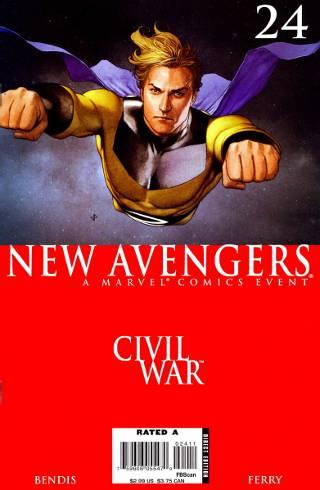 Civil War: New Avengers #24 PDF