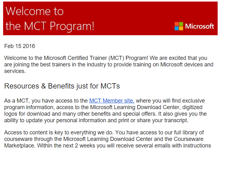 Usama Wahab Khan Renewed Microsoft Certified Trainer Mct