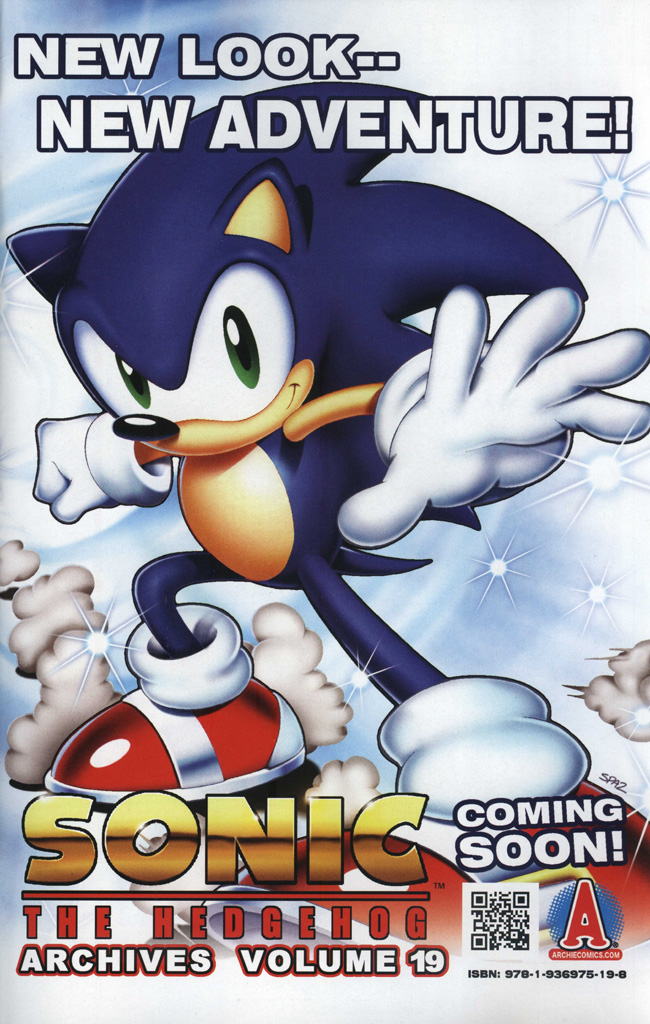 Read online Sonic The Hedgehog comic -  Issue #243 - 35