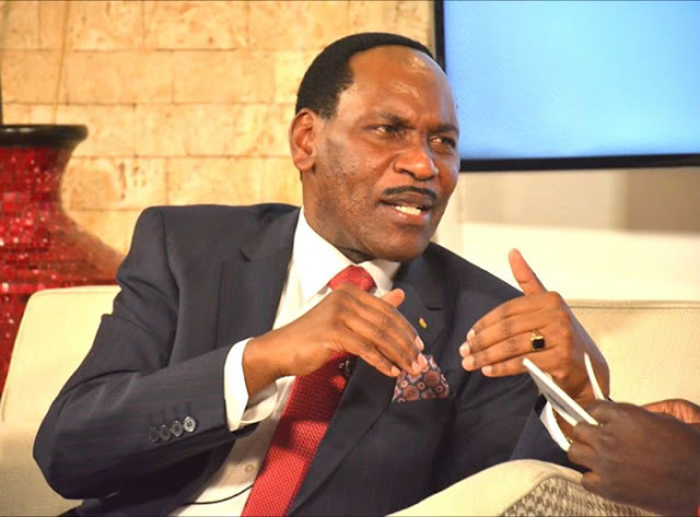 None of Our Business, But: Ezekiel Mutua Is Now Saved And Wants Heaven
