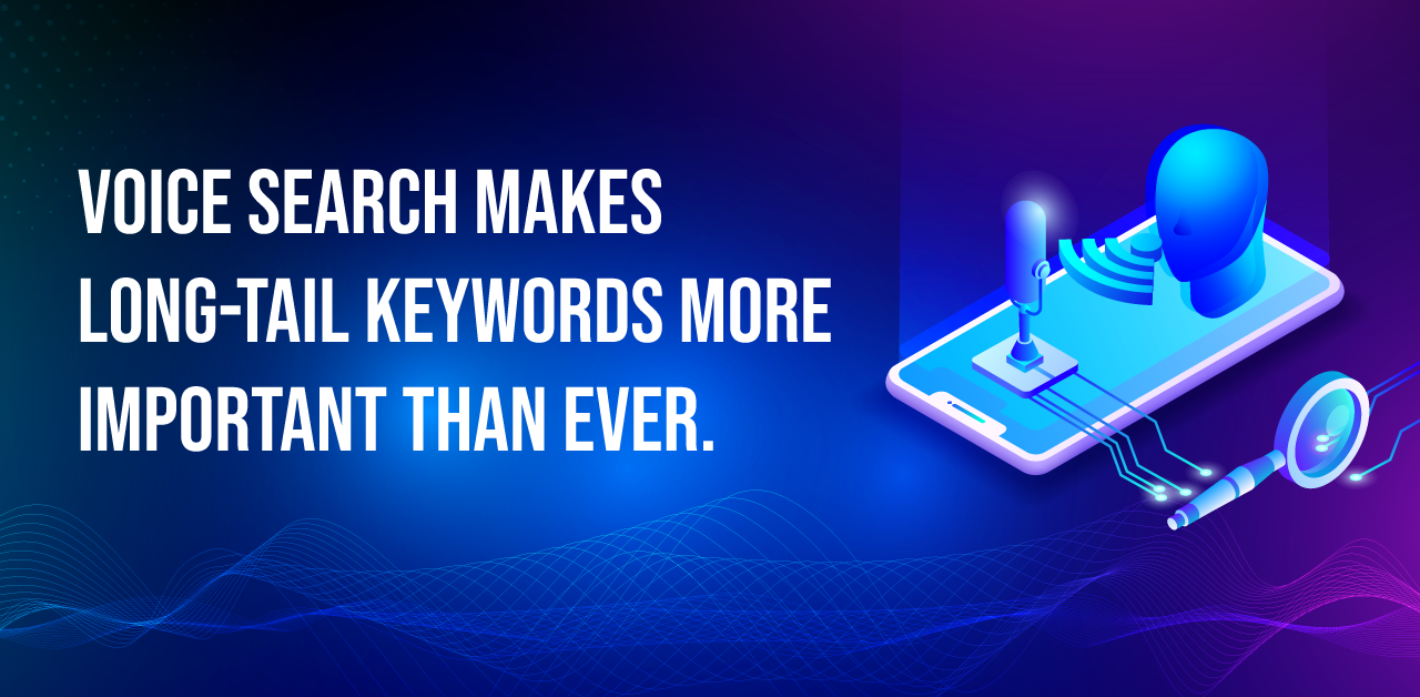 Voice Search makes Long-Tail Keywords More Important Than Ever