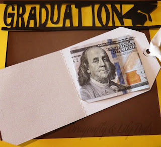 Graduation Gift Card, Benjamin Franklin, Cash, Card, Graduation Banner