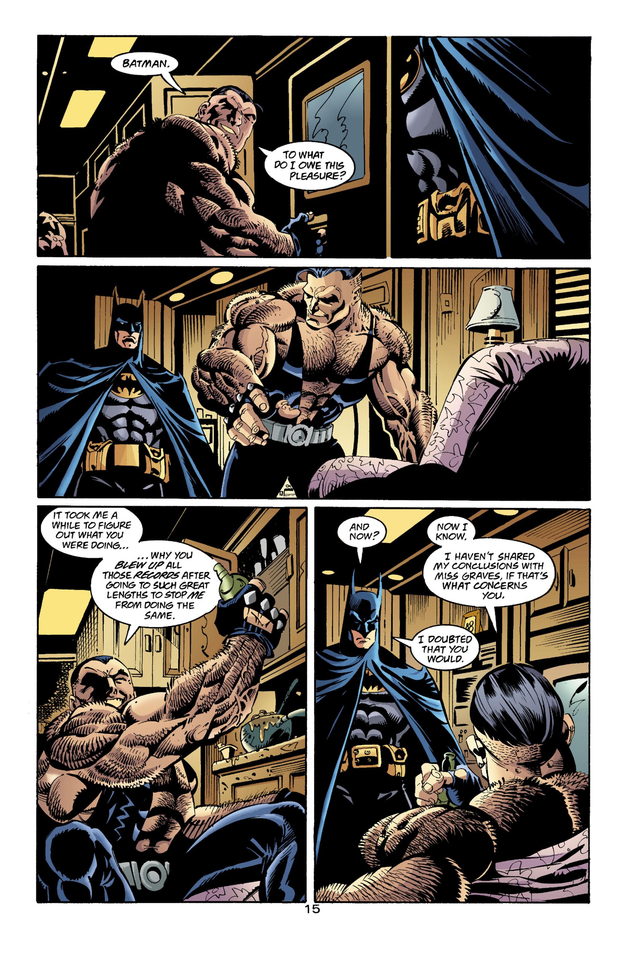 Detective Comics (1937) 740 Page 15