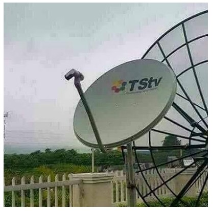 A digital satellite and PayTv operator, Telecoms Satellite Television, popularly known and referred to by many as TStv hast started has started rolling out free distribution and installation of the 5,000 promo decoders across the country. According to TStv, commercial sales of their services are still pending till when accreditation of its dealers, distribution, and installation of its satellite dishes is concluded. If you have gotten your own decoder, you can use these simple steps below to install your TStv and enjoy free 1-month premium subscription with your favourite sports channels, games and league tournaments.  Fortunately, this simple satellite dish installation guide can also be used to install another cable tv like MyTV, Startimes, Multi TV, Strong and even the recently launched Kwese TV. This tutorial will be of a great advantage because not only will it save you some money, it will also come in handy in a case of poor signal especially at night, obstruction or displacement of the initial position, you can set it up yourself for best quality pictures and without any bug and undue payments. If you already have an active Free-To-Air Satellite cable tv, scroll down to How To watch TStv free for the month of November and get the configurations to use in your FTA decoder. But first there are few things you will need and they are;  1.   The Satellite dish and components ie Reflector (Dish), LNBF (Head) and Decoder. (Usually sold together).   2.   Hammer  3.   Nails  4. Pieces of 3-inches nails  5.   Spanners – 10/13, and 14/15 combination, flat or ring spanner(s) with screwdriver  6.   Cable Clips at least 1 packet  7.  Electric pliers  8.  Black Tape  9.   At least 2 pieces of F-connectors  10.   At least 1 roll of Coaxial cables  11.   Satellite signal meter  How to Setup the Satellite Dish  It is important to know the direction for the Satellite Provider you intend to use. For the like of TStv and DStv, find a West facing position for best signals.  Now arr