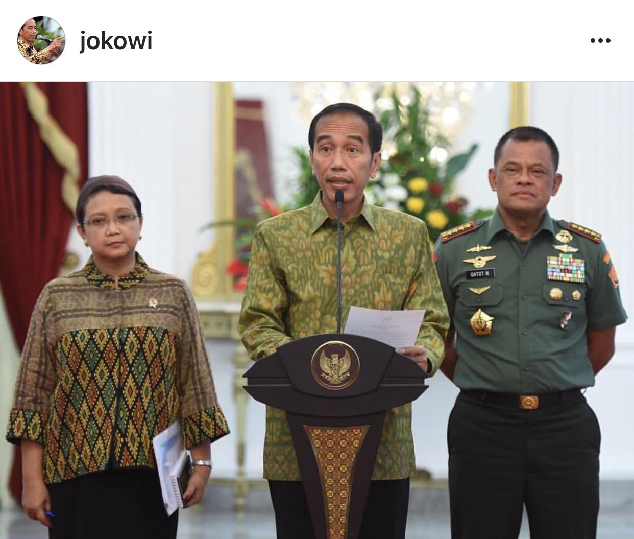 Foreign Minister Retno Marsudi's Fashion Diplomacy: Second