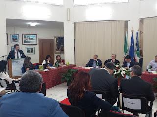 Στην τελική συνάντηση του διακρατικού προγράμματος MedEat  στην Tropea Ιταλίας ο Αντιπεριφερειάρχης Π. Τσότσος