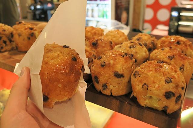Hattendo cream muffins