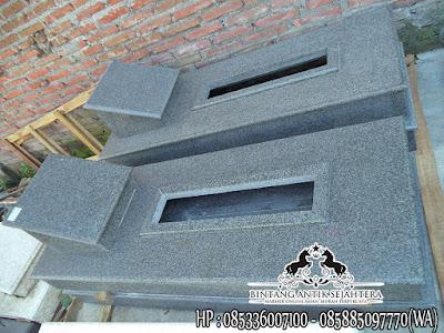 Contoh Makam Granit, Harga Makam Granit, Makam Batu Granit