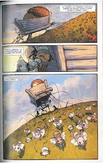 """Reseña de """"Oz Integral #1"""" de Eric Shanower y Skottie Young [Panini]"""