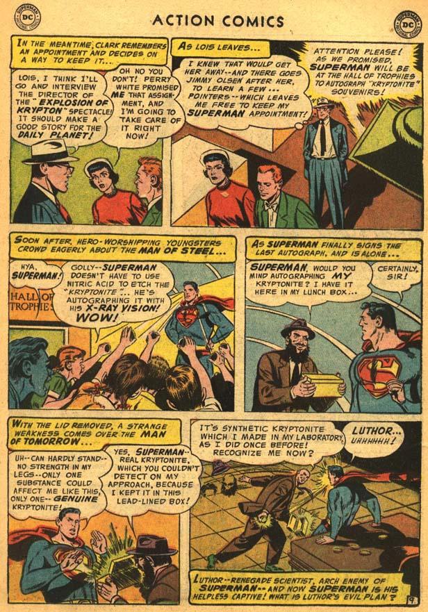 Action Comics (1938) 210 Page 12