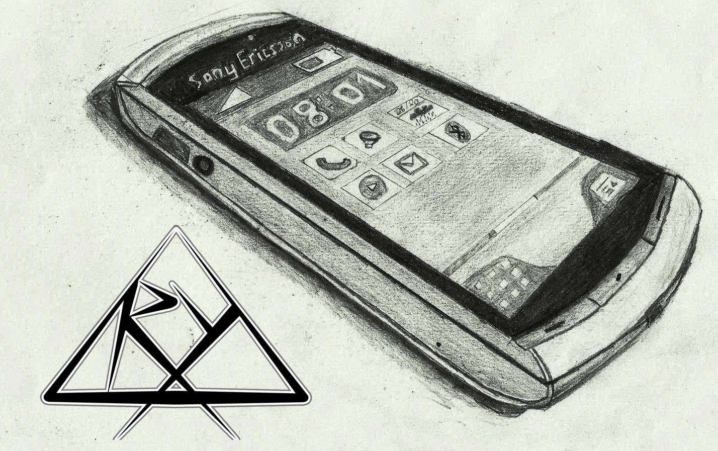 естественной картинки на телефон рисовать карандашом заказчик