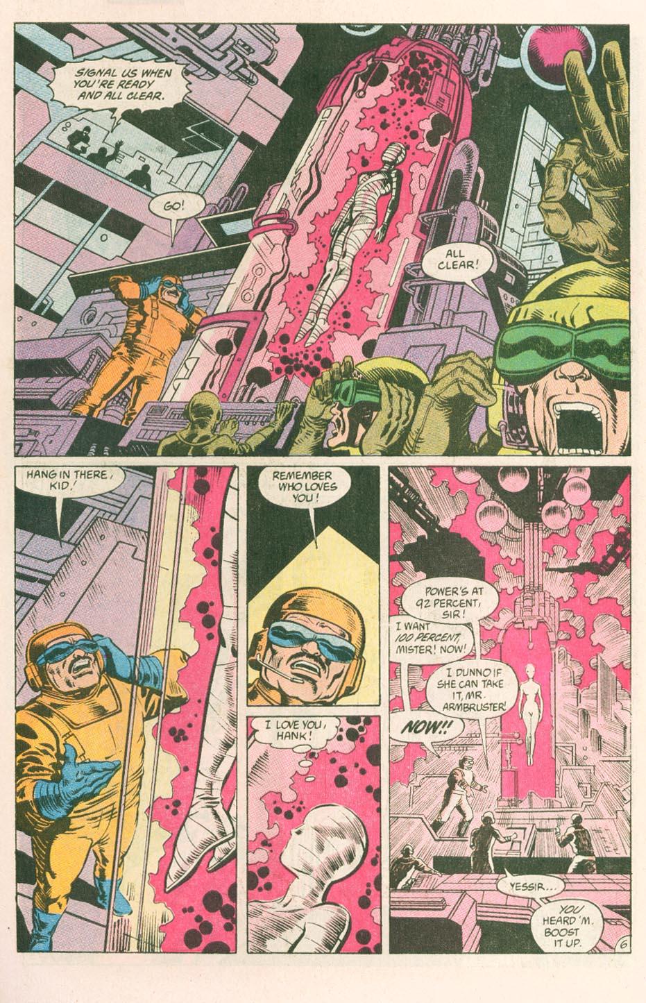 Read online Wonder Woman (1987) comic -  Issue #44 - 8