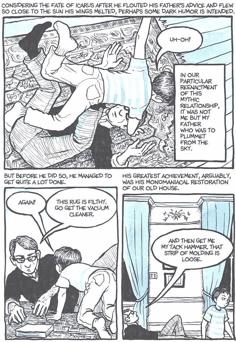 Read Fun Home: A Family Tragicomic - Chapter 1, Page 3