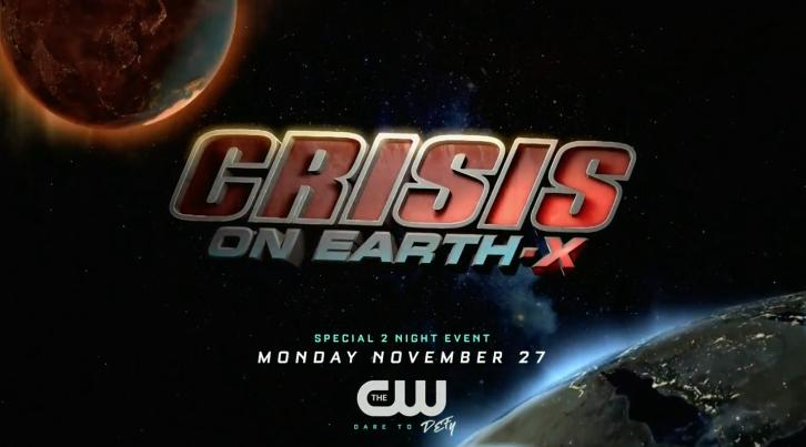 The CW Crossover - Crisis on Earth X - Round-table Review