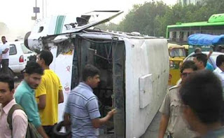 20 Dead In Muzaffar Nagar Accident