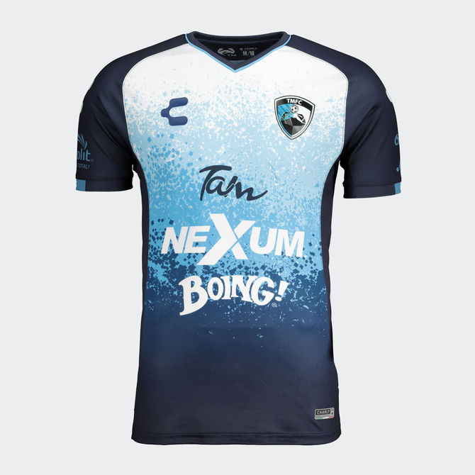 nuevo jersey alternativo de  TMFCoficial - La Jaiba Brava - TM Fútbol Club  Jersey Alternativo 2019 ce07b14812599