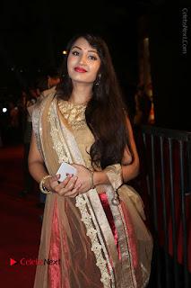 Actress Vennela Stills in Lehenga Choli at Gemini TV Puraskaralu 2016 Event  0013.JPG