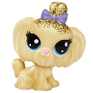 Littlest Pet Shop Series 2 Sparkle Pets Golda Maltesey (#2-S7) Pet