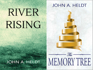 Carson Chronicles series by John A. Heldt is available on Amazon