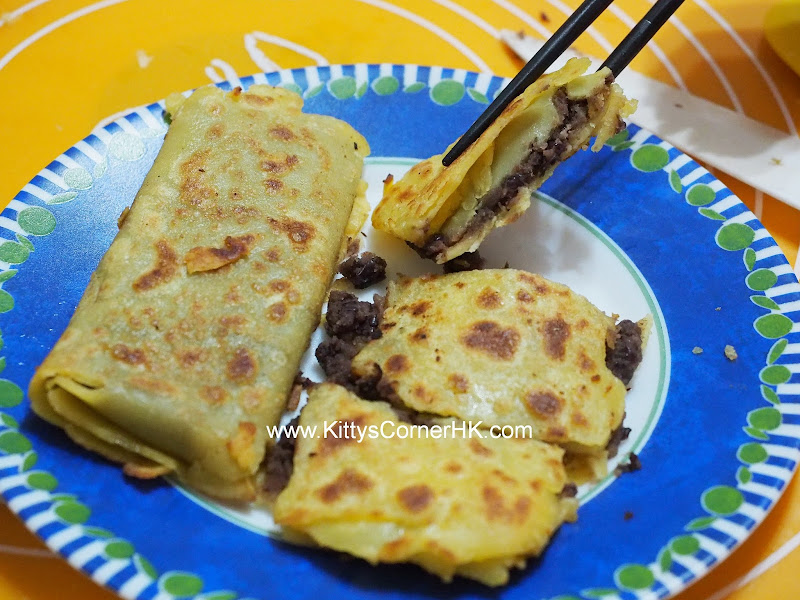 RedBeanPanCake DIY recipe 豆沙窩餅 自家食譜