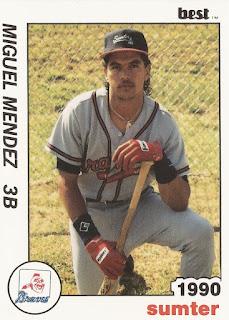 Miguel Mendez, At Third – 13