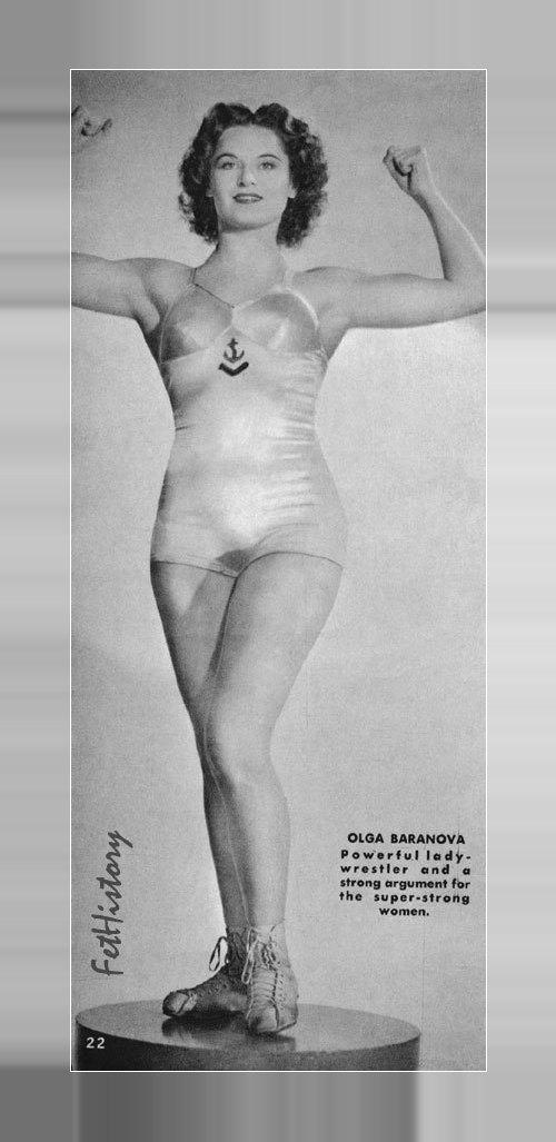 Charles Guyette, Lady Wrestling, Irving Klaw