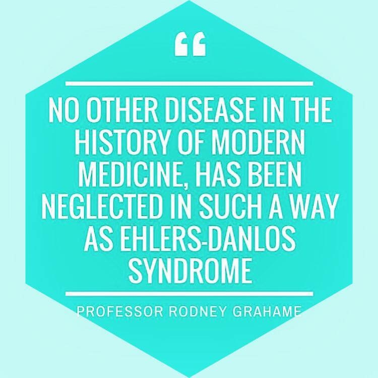 Ehlers-Danlos Syndrome Information