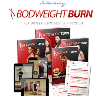 bodyweight burn by Adam Steer