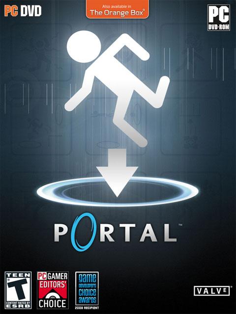 تحميل لعبة Portal 1 مضغوطة برابط واحد مباشر كاملة