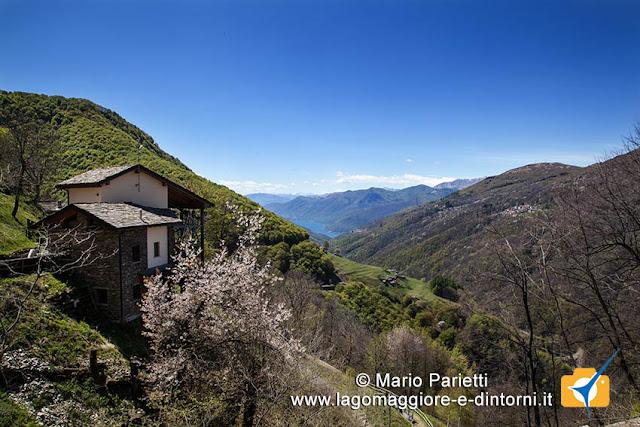 Panorama da Monteviasco