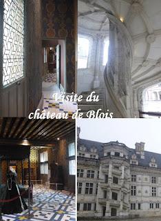 visite chateau blois parcours voir expo