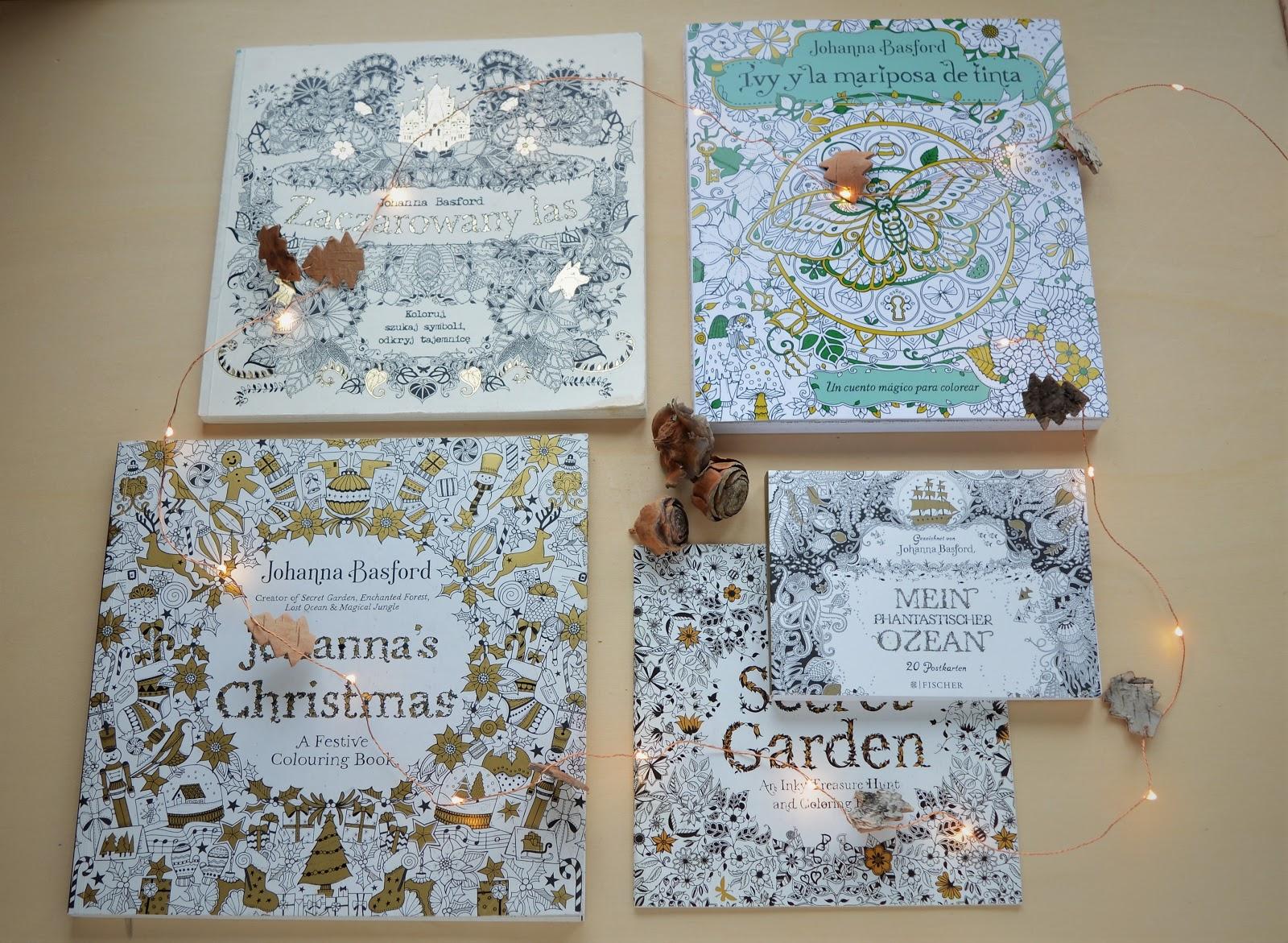 Soy feliz Pintando: Johanna Basford y sus Coloring Books