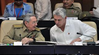 CAMBIO HISTÓRICO EN CUBA