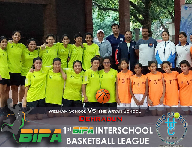 Kushi from Welham (Girls) School was the decided man of the match scoring 12 points for her team.