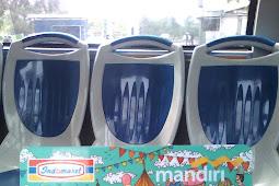 Ayo Naik TransJakarta Busway Biar Nggak Bikin Macet - Bayarnya Mudah Pakai E-money