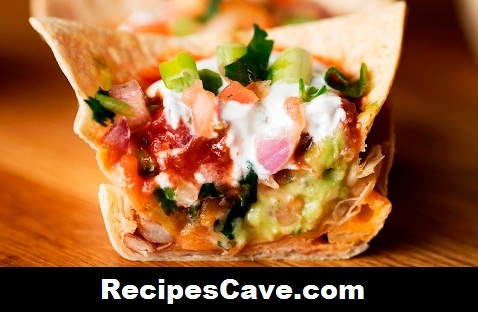 Seven-Layer Dip Cups Recipe