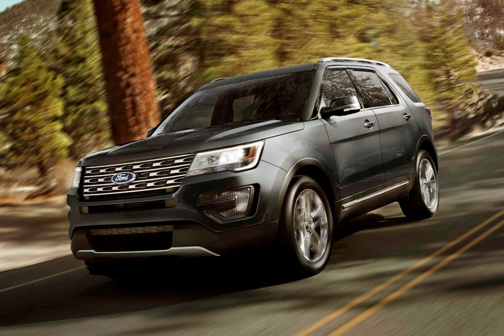 ford offers ecoboost engine on all explorer variants launches new 2 3 model w brochure. Black Bedroom Furniture Sets. Home Design Ideas