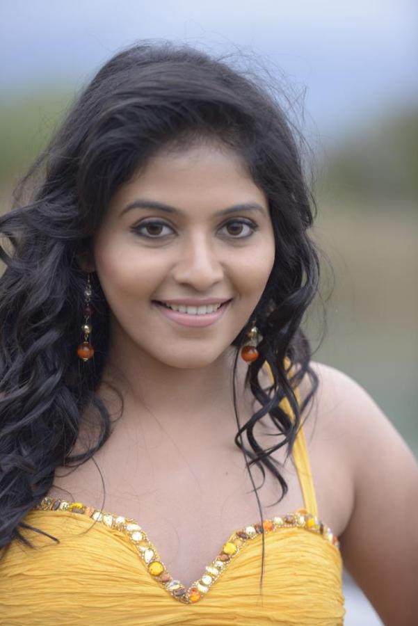 Hot Actress Gallery Anjali Hot Stills