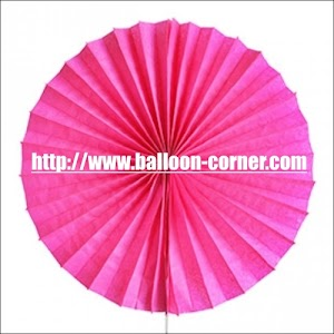 Paper Fan 50 Cm (Bahan Kertas Tissue)