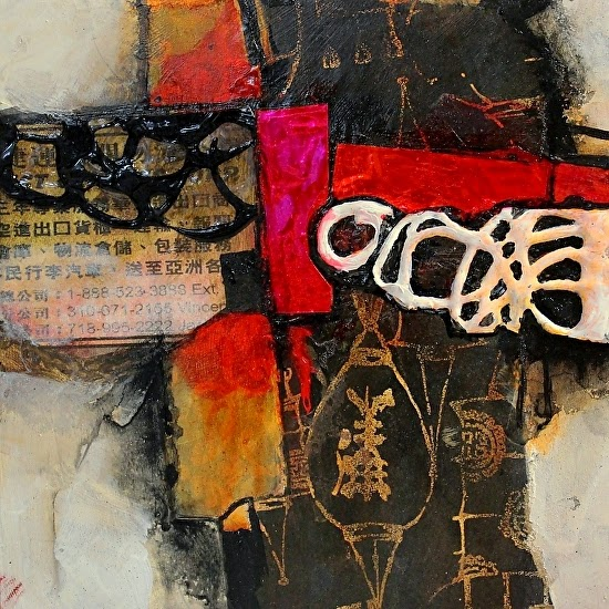 Carol Nelson Fine Art Blog Abstract Mixed Media Art