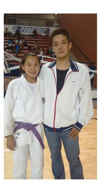Judoca registrense representará São Paulo na etapa Nacional dos Jogos Escolares da Juventude