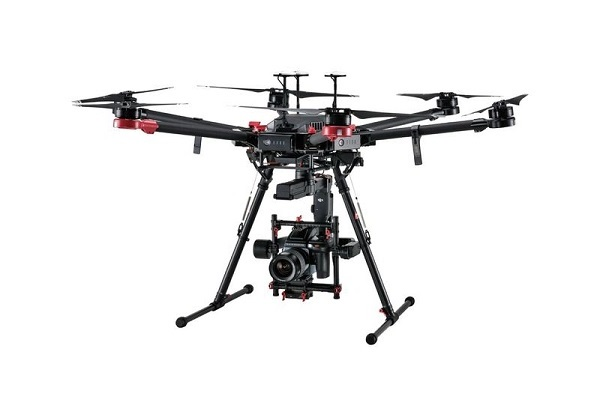 NAB 2017: DJI and Hasselblad announce world's first 100-megapixel Integrated Aerial Photography platform