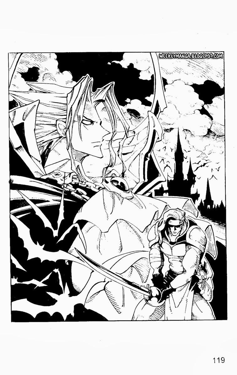Shaman King [Vua pháp thuật] chap 96 trang 19