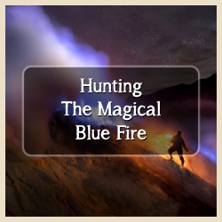 Hunting Blue Fire Ijen Crater