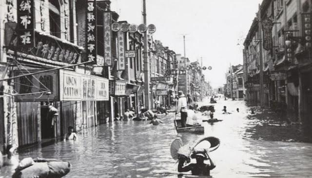 Berikut Enam Bencana Banjir Bandang Terbesar Yang Pernah Tercatat
