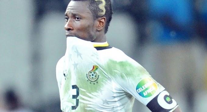 Asamoah Gyan Fails Reading Medical – Loan Deal Collapses!