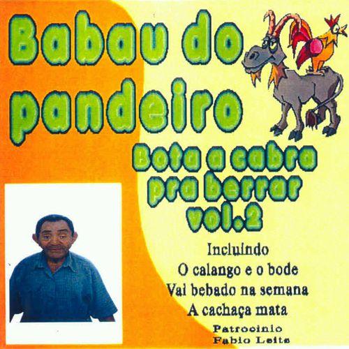 cd babau do pandeiro